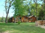 Lake Home On Pleasant Lake ! Great Family Retreat