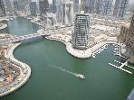 1 Bedroom  Apt  2803, Dubai Marina, FULL Sea  VIEW