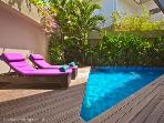 Lili  villa 2 bedrooms beach