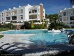 Luxury apartment in Moraira