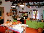 Lovely Cottage with garden in the Heart of Tuscany