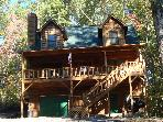 """Lonesome Pine Lodge"" Bear Paw Resort-3 Story Home"