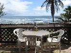 Oceanfront 1 bedroom on Kauai's sunny westside