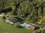 Villa Carda, luxury villa in Tuscany