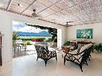 Blissful Kailua - Oceanfront Beauty with a Pool