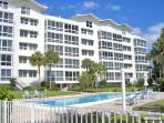Remarkable views of the Gulf of Mexico from this immaculate two bedroom condo