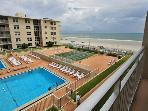 Beautiful 2/2 Oceanview Unit at Sea Coast Gardens