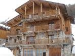 Apartment in Chalet Cedar