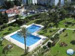 1 bed apartment, Cruz del Sur