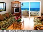 Picturesque Condo with 1 Bedroom & 2 Bathroom in Kailua-Kona (Banyan Tree #405 (1bdrm))