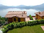 Small residence with stunning Lake Maggiore vieuws