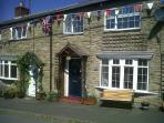 Traditional holiday cottage  rural Northumberland