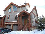 4 bedroom ski in/ski out duplex in Breckenridge CO