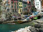 Casa di Pescatore holiday vacation apartment rental italy, liguria, cinque terre, riomaggiore, seaside, holiday vacation apartment to rent