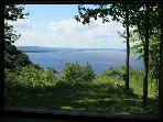 Lake Pepin, Minnesota - Modern Bluff-top Home