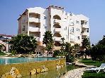 Penthouse apartment  - Pool, sea views, Free WiFi