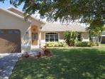 Villa Pearl - Cape Coral 3b/2ba home w/electric heated pool/spa, HSW Internet,
