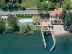Charming apartment on the Lake Maggiore with  pool