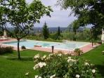 Apartment Rental in Tuscany, Montefiridolfi - Bianco 4