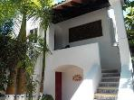 Villa in playacar, just steps from the beach