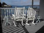 Beachfront apt. on historic Rocky Neck, Gloucester