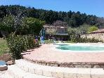 Florence Pisa. Vacation villas with swimming pool.