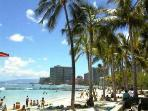 Waikiki Honolulu Vacation Rental - Studio Sleeps 4
