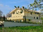 apartment in Roman countryside. Mins 30 to Rome