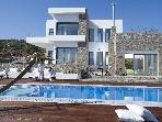 Villas in Crete with pool