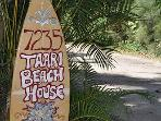 Taari Beach House - up and down