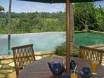 Ria Sayan, Ubud Bali Romantic Villa - Valley Views