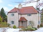 PINEHURST, pet friendly, woodburner and open fire, off road parking, gardens, in Thornton Rust, Ref 21078