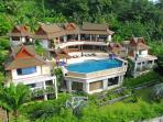 Villa Rak Tawan - Mega Panoramic Ocean View Phuket