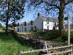 Luxury countryside cottage, near to Moffat
