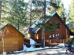 Charming 1500 sq ft. Cabin near ski slopes and Donner Lake