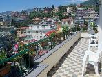 Rapallo Penthouse At 350 Meters From The Beach!