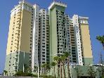 GULF FRONT 2 BED 2 BATH 14TH FLOOR CONDO, SLEEPS 8