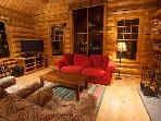 2 bed /2.5 ba- GRANITE RIDGE CABIN 7586