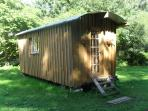 Dartmoor Shepherds Huts