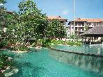 2 Bedroom Poolview Residence Ruby Nusa Dua