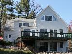 Newer Waterfront Vacation Rental on Lake Winnipesaukee (LUH207W)