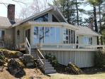 Waterfront Vacation Rental on Lake Winnipesaukee in Patrician Shores (MAI28W)