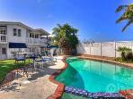5 BR / 5,000 Sq. Ft. Home w/ Pool, Hot Tub, and Stroll to the Beach
