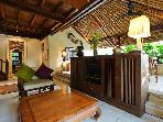 Sanur Home 3 Bdrm Villa with Pool and Garden