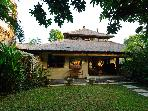 Bali Sanur Home 3 Bdrm Villa with Pool and Garden