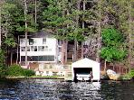 4 Bedroom Waterfront Lakehouse , Dock and Swimming