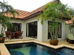 1BedrPoolVilla/FreeWiFi/Pattaya/nearJomthienBeach
