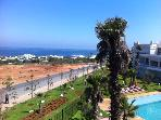Casablanca Appartement vue sur la plage Jack Beach