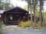 Pet friendly, 4 bedroom mountain home near Estes