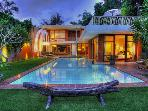VILLA FOR RENT  4 BEDROOMS  IN SEMINYAK